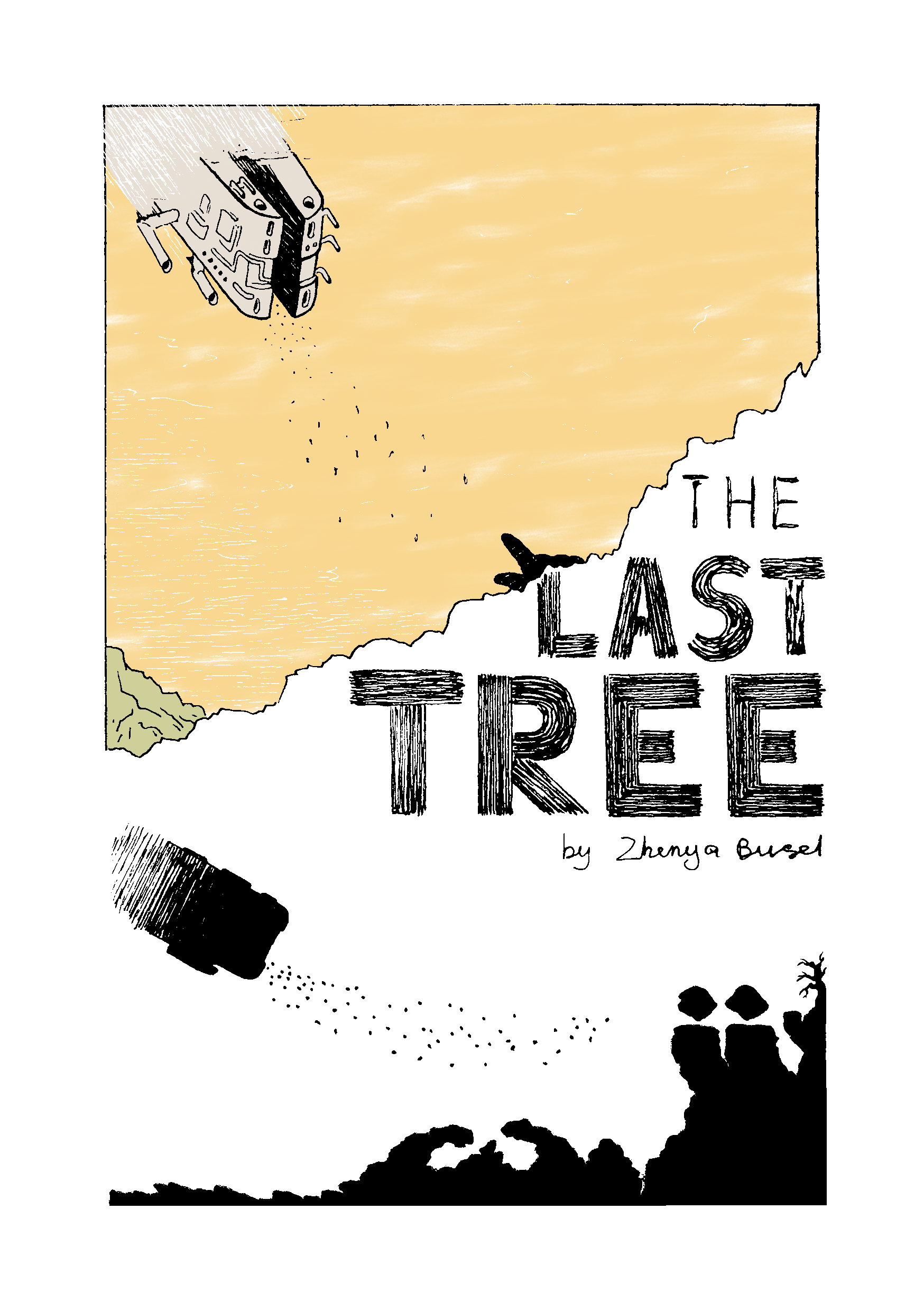 Yevgeny Busel - The Last Tree